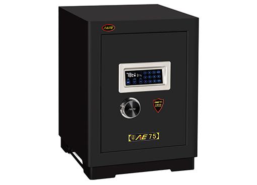 苏州AE-75-黑色 经典电子防潮防盗珠宝柜