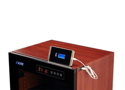 GPG外置 USB 充电